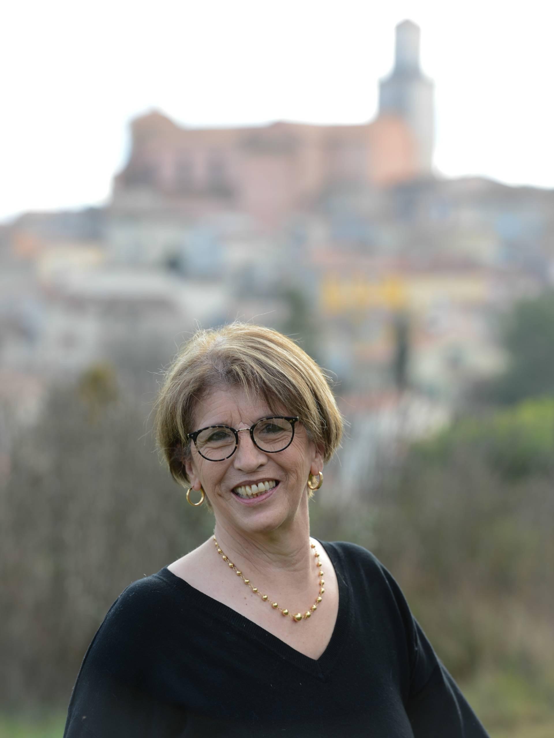 Martine Barthelemy